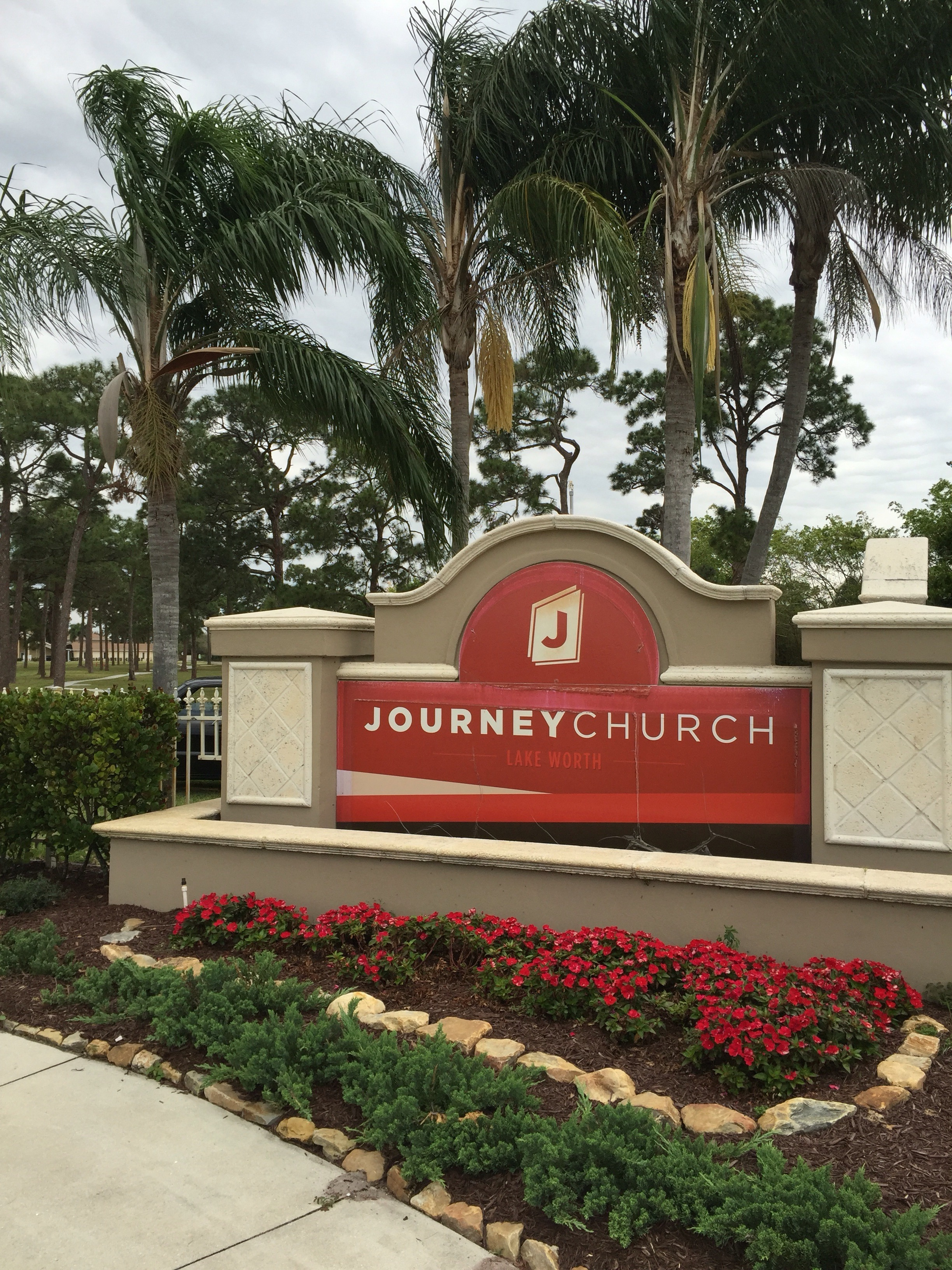 Journey Church Lake Worth | Giving Back Baby! GoTheNextLevel.com